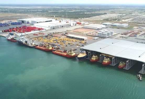 Siemens and Andrade Gutierrez to build thermoelectric plant at Açu Port
