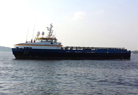 Successful Delivery of Fast Supply Vessels