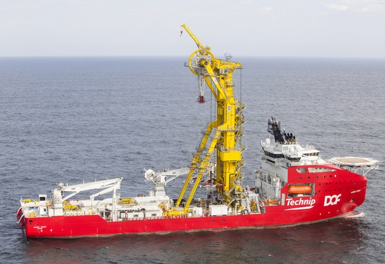 PLSV Skandi Búzios is delivered by TechnipFMC and DOF Subsea to Petrobras