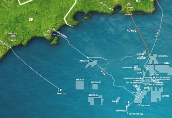 Pre-salt: Forship participates in the Integrated Route 3 Project