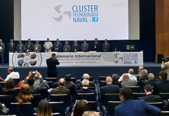 Niterói signs 'Letter of Intent' from Rio de Janeiro State Naval Technology Cluster