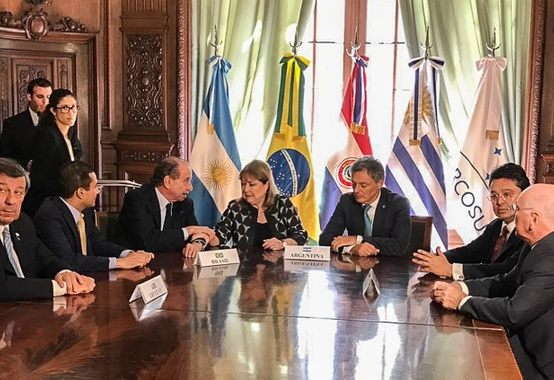 New accord to foster Mercosur trade