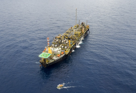 Parque das Baleias in Campos Basin reached the mark of 1 billion barrels of oil produced