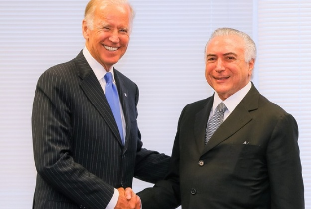 Keep Brazil's role in regional and global leadership, says Joe Biden