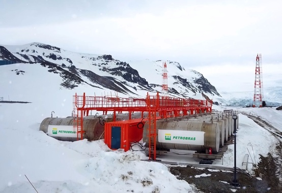 Comandante Ferraz Antarctic Station to be reopened tomorrow (01/15) with support from Petrobras